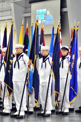 Navy Boot Camp Graduation